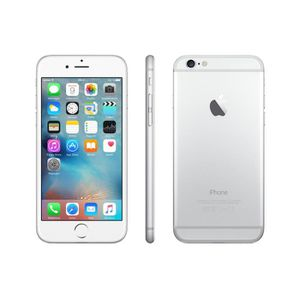 SMARTPHONE RECOND. iPhone 6 - 16Go reconditionné Grade AB Blanc Argen