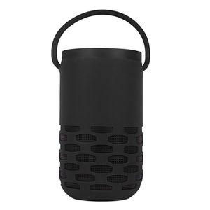 COQUE ENCEINTE PORTABLE Noir Étui de rangement housse de protection en sil