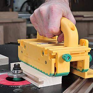 PACK OUTIL A MAIN Pusher à bois pour table Scies Tables Scies Routeu
