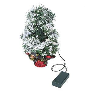 AUTOMATE ET PERSONNAGES AUTOMATE ANIME DE NOEL(PVC )-Décoration de Noël 30