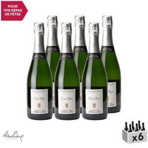 CHAMPAGNE Champagne premier cru Platine Extra Brut Blanc - L