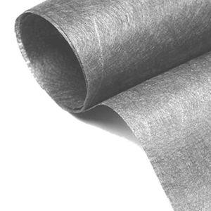 GEOTEXTILE - BACHE MGS Rouleau de Géotextile gris 120grs 2Mx25M soit