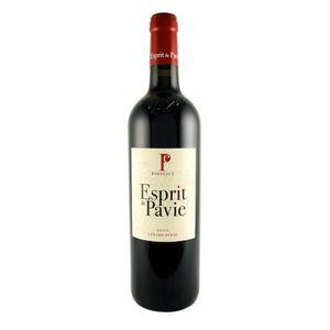 VIN ROUGE Magnum Esprit de Pavie - Bordeaux 2014 6 x Magnum