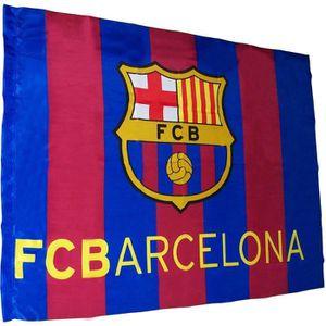 DRAPEAU - BANDEROLE Drapeau Barça - FC BARCELONE