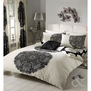 housse de couette baroque achat vente housse de. Black Bedroom Furniture Sets. Home Design Ideas