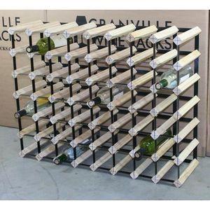 MEUBLE RANGE BOUTEILLE 56 Bouteille Wine Racks Dimensions approximatives