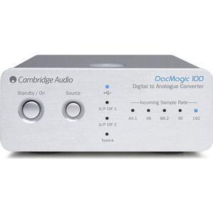 CONVERTISSEUR Cambridge Audio DacMagic 100 Silver