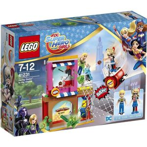 ASSEMBLAGE CONSTRUCTION LEGO® DC Super Hero Girls 41231 Le Sauvetage d'Har