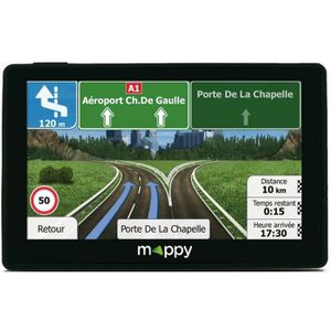 GPS AUTO GPS voiture MAPPY - ITIE 438 • GPS