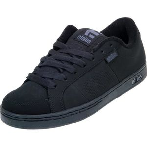 SKATESHOES Chaussures skateboard Kingpine black ...