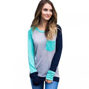 T-SHIRT T-Shirt Femme -Camisetas mujerAutomne Printemps Ca