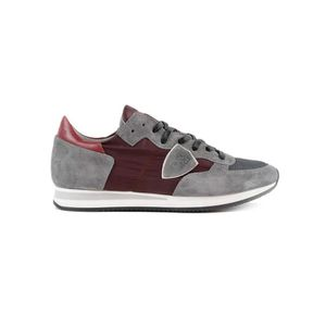 MODEL SNEAKERS Homme PARIS PHILIPPE GREY RFBzUwYq