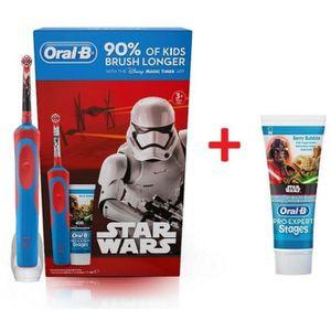 BROSSE A DENTS Brosse à dents Oral-B Enfants Star Wars + Dentifri