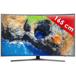 Téléviseur LED UE65MU6645 - TÉLÉVISEUR - SAMSUNG