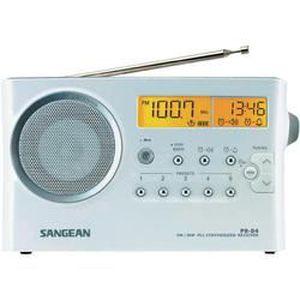 RADIO CD CASSETTE Radio portable Sangean PR-D4