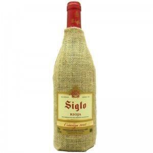 VIN ROUGE Siglo Crianza - Rioja