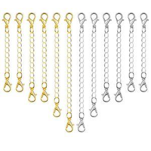 D DOLITY 5pcs Fermoirs Magnetiques Accessoire Bijoux Collier Bracelet Bronze
