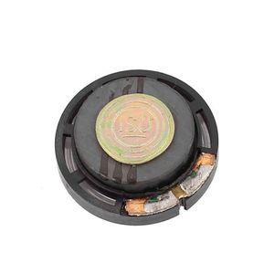 Résistance 29mm Diamètre externe 0.5 W 8 Ohms Haut-parleur à