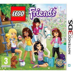 JEU 3DS LEGO FRIENDS [IMPORT ALLEMAND] [JEU 3DS]