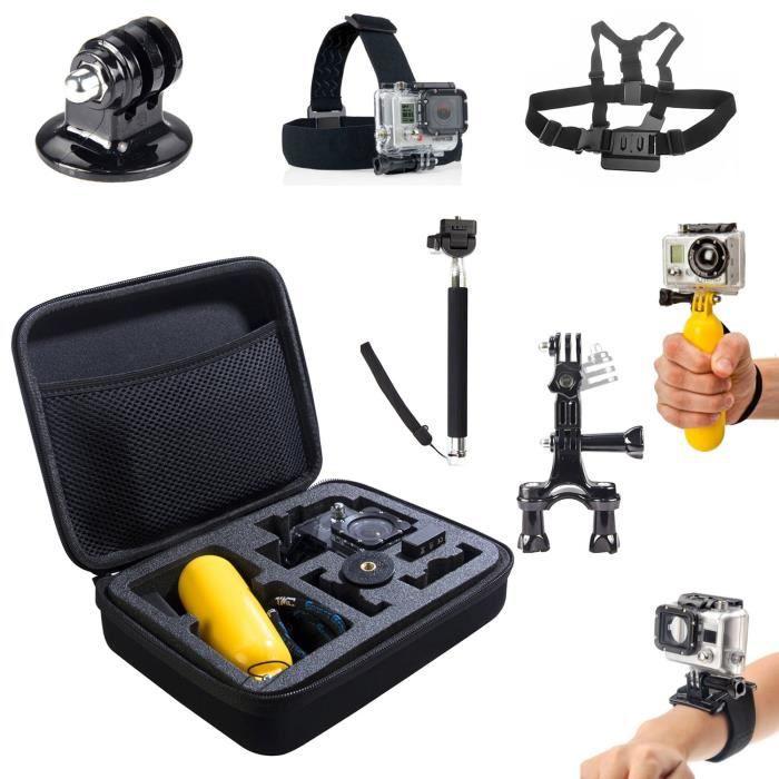 Kit de 8 accesoires GOPRO