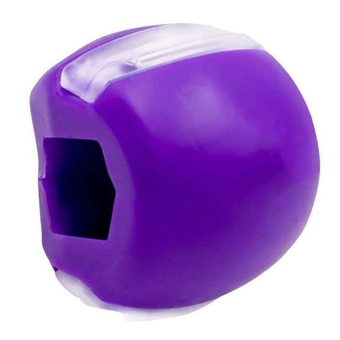 Jawline Ball,Exerciseur de Mâchoire à Mâcher,Jawline Exercise Ball,Jawline Chew,Exerciseur Double Menton