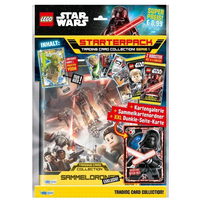 Top Media 180231 - COMMUTATEUR KVM - Lego Star Wars Kit de démarrage pour Cartes à Collectionner Multicolore