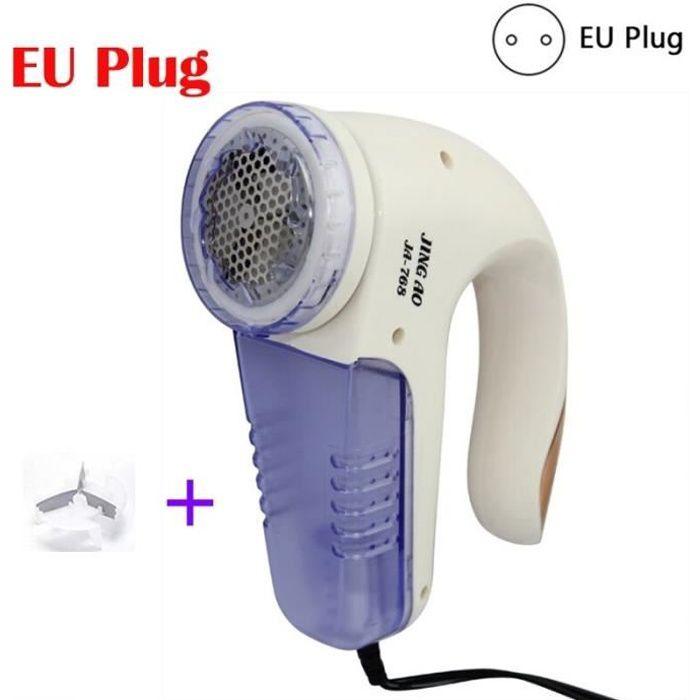 Rasoir électrique de vêtement anti-bouloches pour pull, rideaux, tapis,éliminateur de peluches, machine à couper, [D7C29E5]