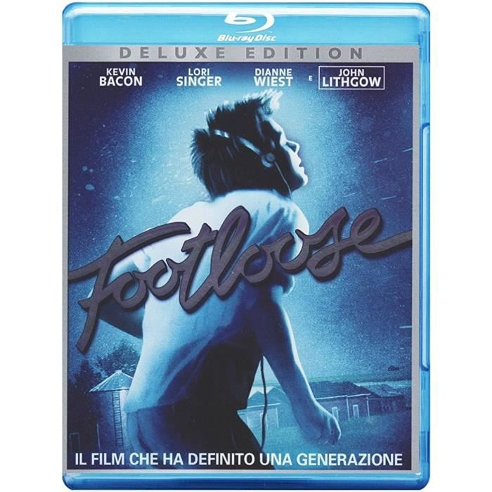 Footloose (deluxe edition) [(deluxe edition)] [Import anglais]