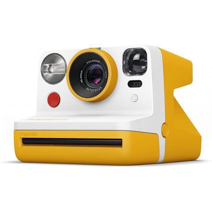 Polaroid - 9031 - Polaroid Now Appareil Photo instantané i-Type Jaune