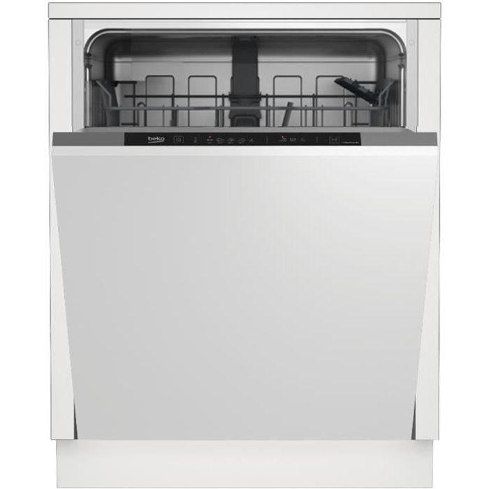 Lave-Vaisselle Tout Intégrable BEKO PDIN25311