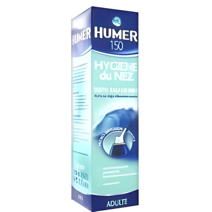 Humer 150 Hygiène Du Nez Adulte 150 ml