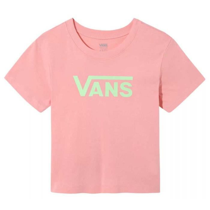 Vêtements fille T-Shirts Vans Flying V