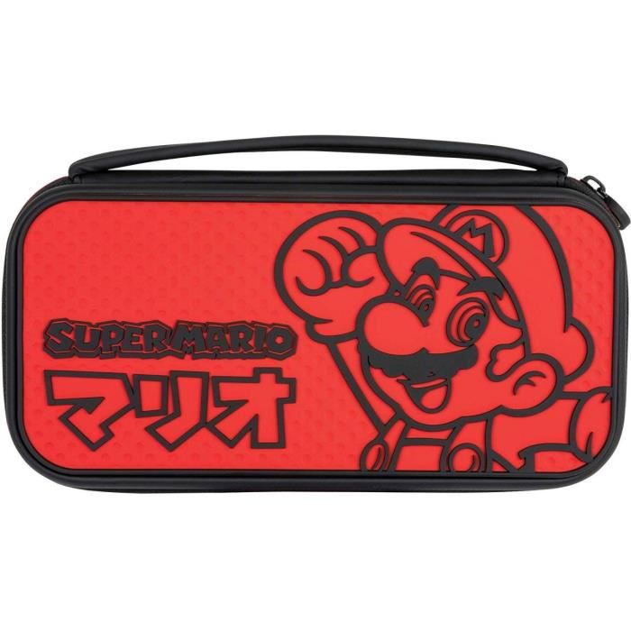 Housse de protection Deluxe Mario pour Switch