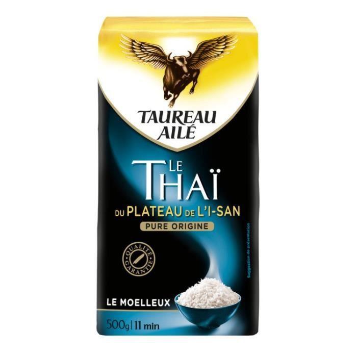 TAUREAU AILE Riz thaï long - 500 g