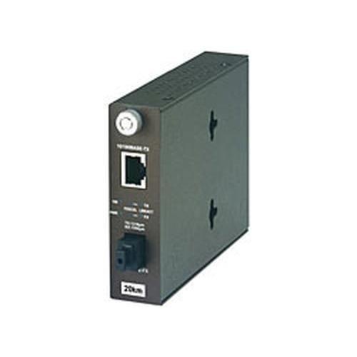 TRENDNET Convertisseur de Média/Transceiver TFC-110S20D3 - 2 Ports - 1 x Réseau (RJ-45) - 1 x SC - 10/100Base-TX, 100Base-FX - 20