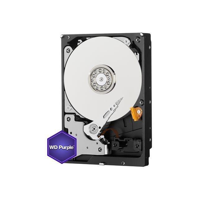 Disque dur interne 3,5- Western Digital Purple 3 T