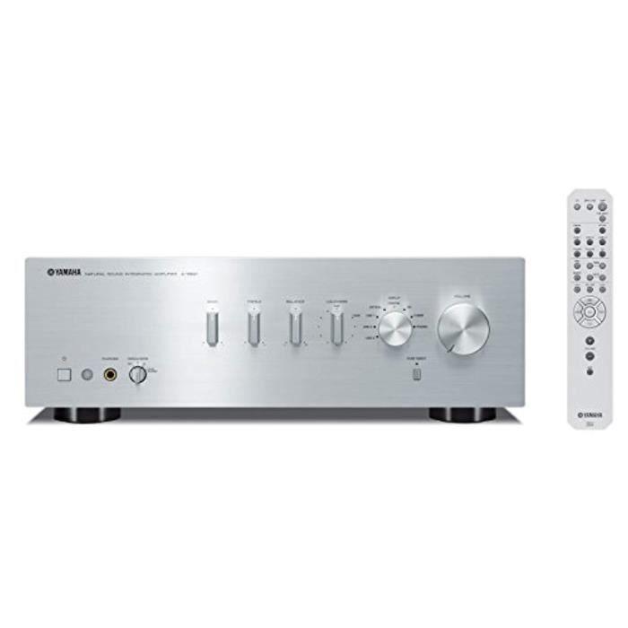 Yamaha A-S501 RMS Amplificateur HiFi - Argent