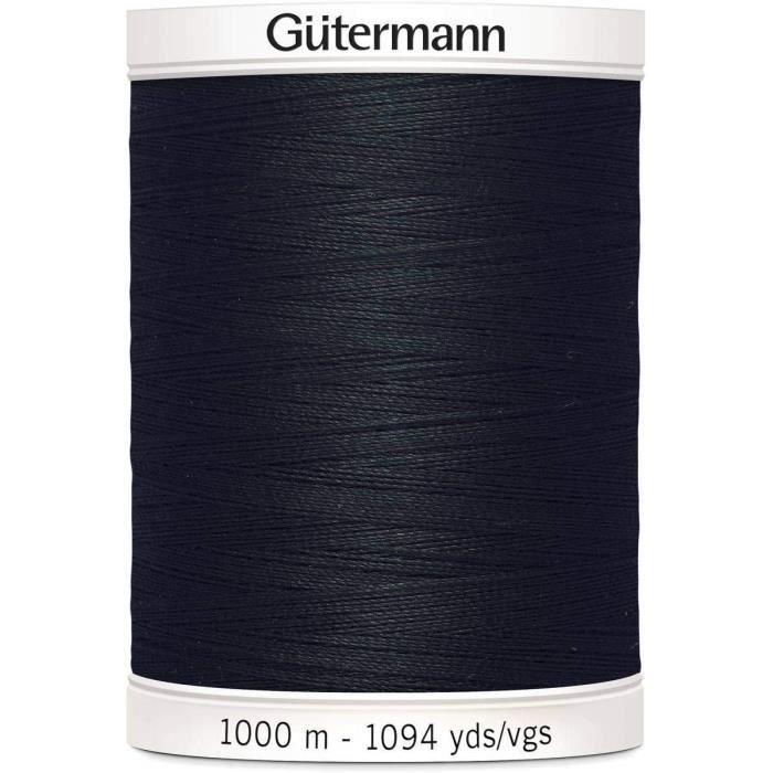 Gutermann extra forte fil à coudre 5 couleur box set