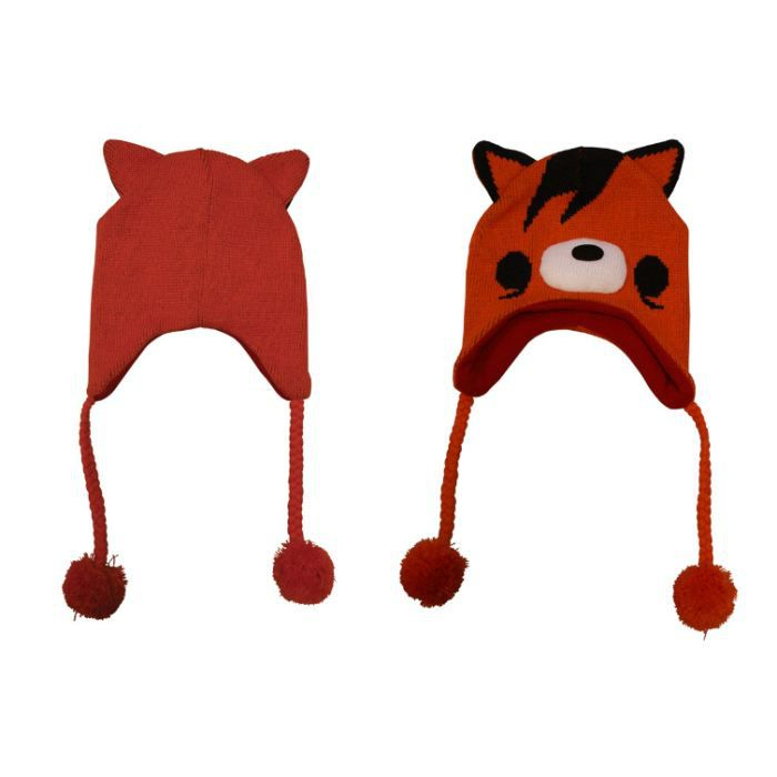 FREAKS AND FRIENDS Bonnet de ski Orange Fox Achat / Vente bonnet