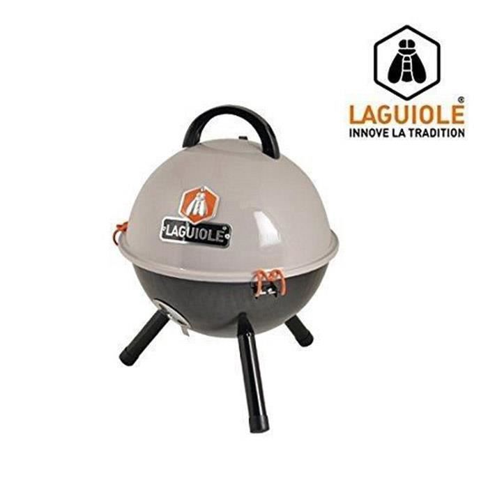 barbecue boule portatif de laguiole 32cm achat vente barbecue barbecue boule portatif de. Black Bedroom Furniture Sets. Home Design Ideas