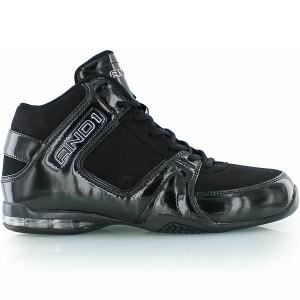 And 1 Total Assit MID noir