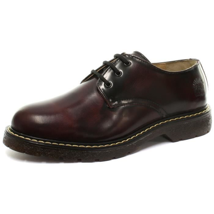 Grinders Cuthbert Homme Loafer Bordeaux gFWtmnvkf5
