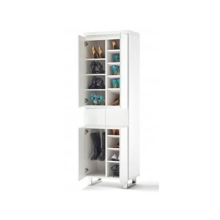 Object moved for Meuble 4 portes laque blanc ikea