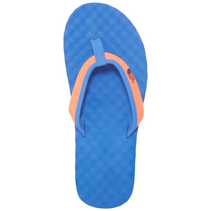 The North Face Base Camp Mini - Sandales Femme - orange/bleu