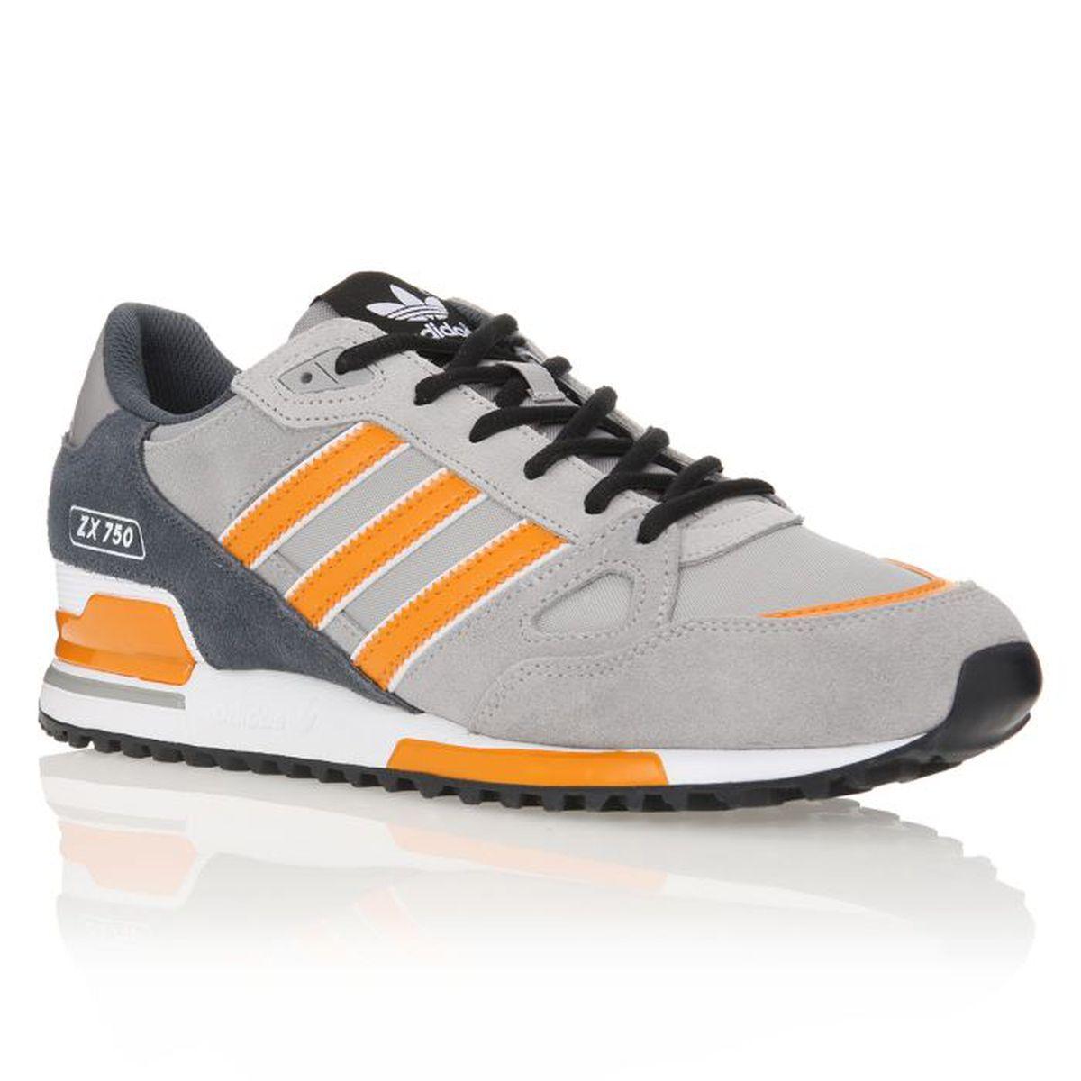 adidas baskets cuir zx750 homme
