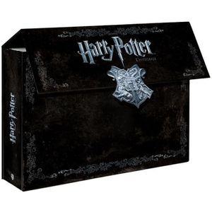 DVD DESSIN ANIMÉ Coffret DVD Harry Potter l'intégrale - 8 DVD