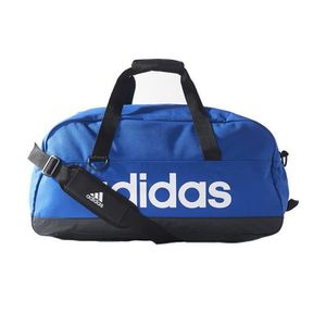 sac de sport tiro linear teambag l homme adidas bleu prix pas cher soldes cdiscount. Black Bedroom Furniture Sets. Home Design Ideas
