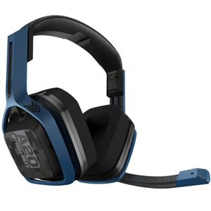 CASQUE AVEC MICROPHONE Casque A20 PS4 Call of Duty Navy 0,000000 Bleu