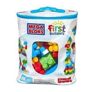 ASSEMBLAGE CONSTRUCTION Jeu D'Assemblage OYXHS Mega Bloks Sac jouets grand