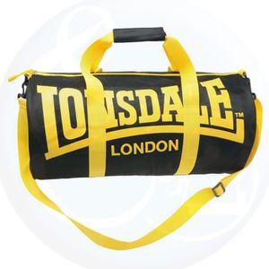 SAC DE VOYAGE LONSDALE Barrel Bag, Sac Sport - Gym Boxe, Plage (